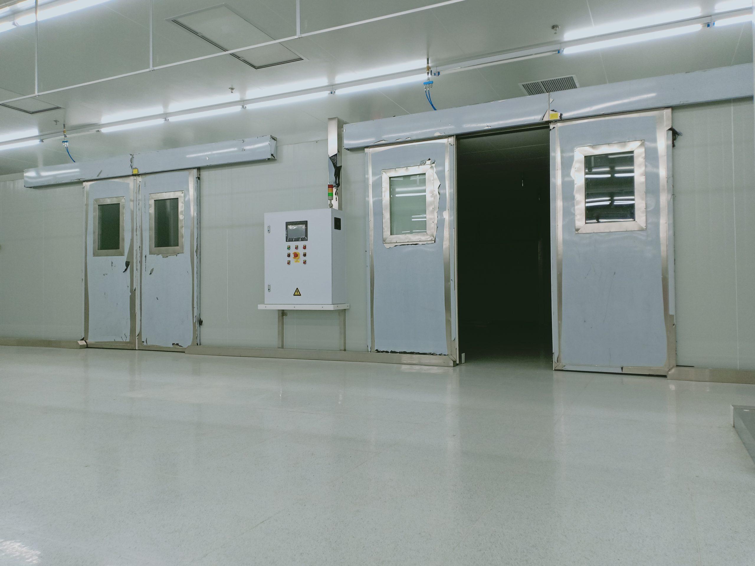 大型步入式试验室的五大特点