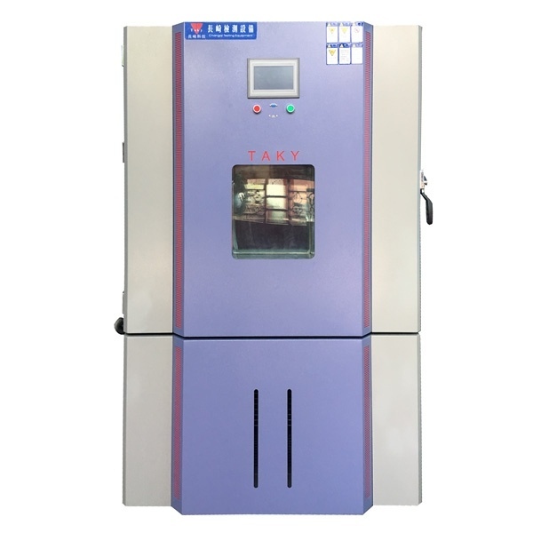 可程式恒温恒湿试验箱的功能作用