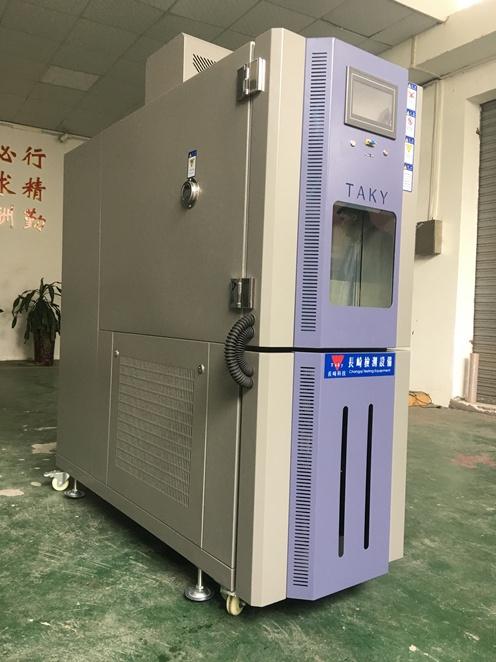 操作高低温试验箱需注意的安全信息