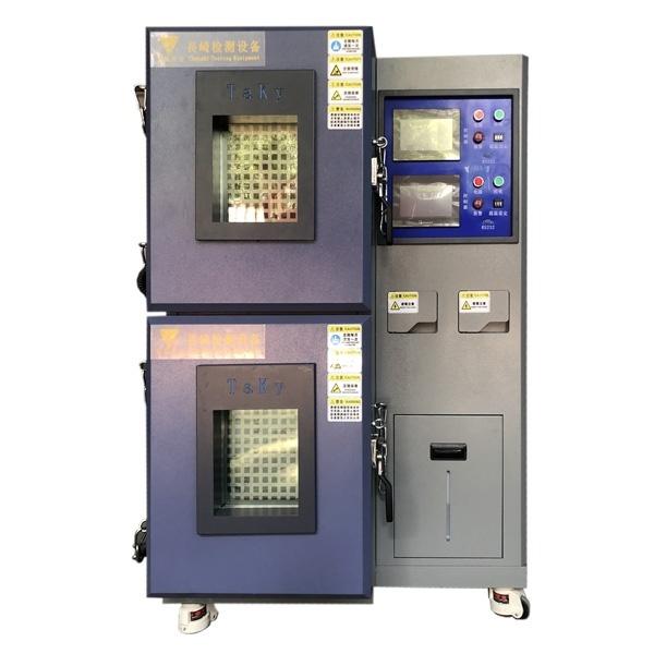 高低温试验箱蒸发器内冷冻油太多
