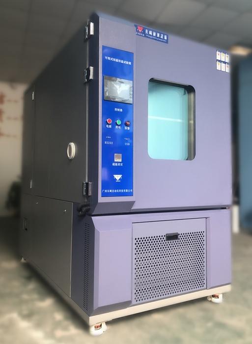 可程式恒温恒湿箱的水路系统清洗