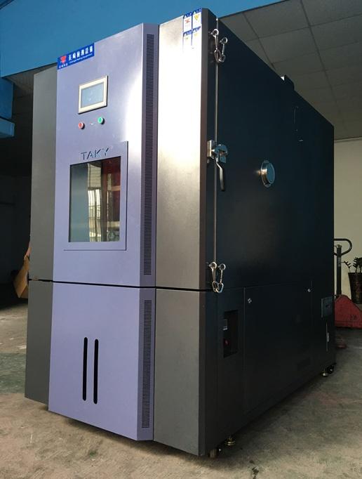高低温试验箱开机后不启动如何解决