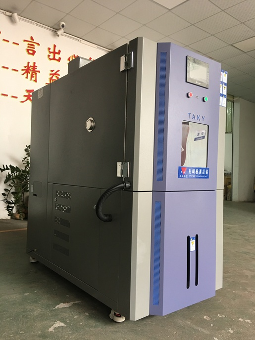 高低温湿热试验箱注意事项